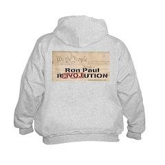 Ron Paul Preamble-C Hoodie