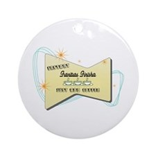 Instant Furniture Finisher Ornament (Round)