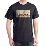 Ron Paul Preamble-C Dark T-Shirt
