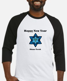 Happy New Year Baseball Jersey