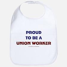 Proud Union Worker Bib