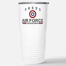 Unique Military grandmother Travel Mug