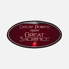 Great Power Requires Great Sacrifice Patch