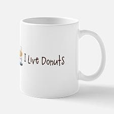 Donut Holes Mugs