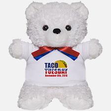 Taco Tuesday Teddy Bear