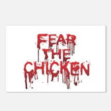 Fear Postcards (Package of 8)