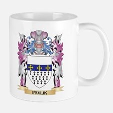 Pavlik Coat of Arms - Family Crest Mugs