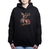 Hawk Hooded Sweatshirt