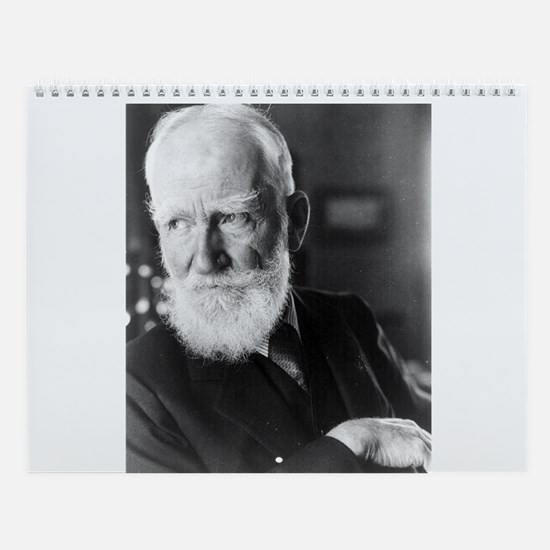 Famous Writers Wall Calendar
