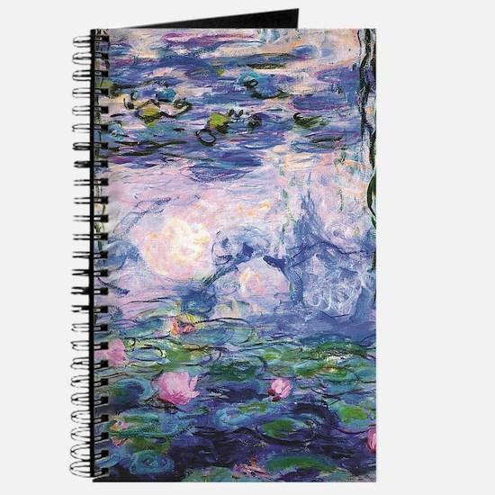 Monet's Water Lilies Journal
