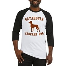 Catahoula Leopard Dog Baseball Jersey