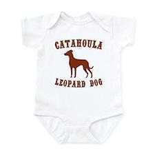 Catahoula Leopard Dog Infant Bodysuit