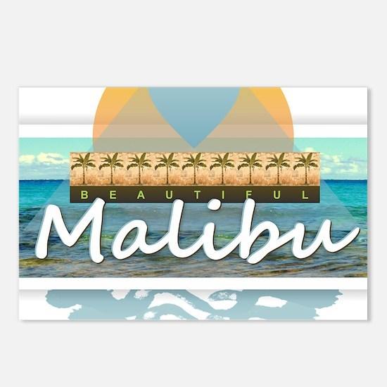 Malibu Postcards (Package of 8)