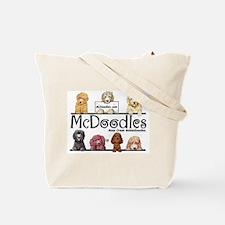 McDoodles Tote Bag