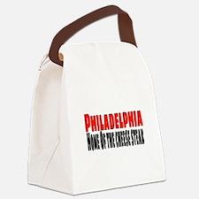 Philadelphia Canvas Lunch Bag