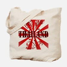 Funny Thailand Tote Bag