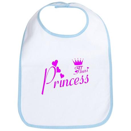 Thai princess Bib