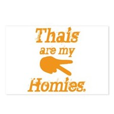 Thai are homies Postcards (Package of 8)