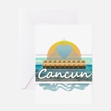 Cancun Greeting Cards