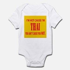 Hot Thai Infant Bodysuit