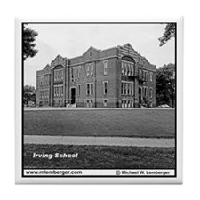 Irving School Tile Coaster