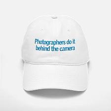 Photographers do it... Baseball Baseball Cap