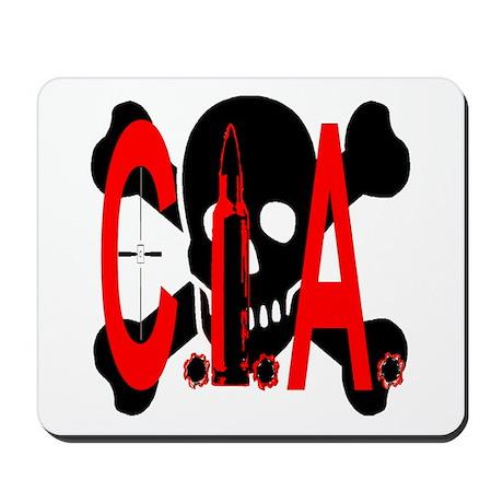 CIA Assassination Mousepad