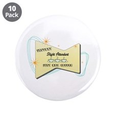 "Instant Flight Attendant 3.5"" Button (10 pack)"
