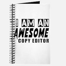 I Am Copy editor Journal