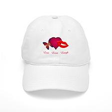 Live Love Laugh Baseball Cap