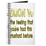 Dijon Vu Journal