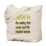 Dijon Vu Tote Bag