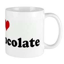 I Love Hot Chocolate Mug