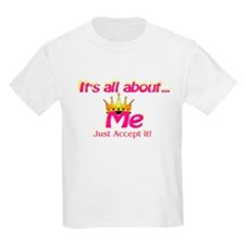 RK It's All About Me Accept I T-Shirt