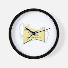 Instant Fine Arts Major Wall Clock