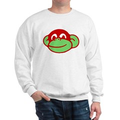 Retro Monkey Sweatshirt