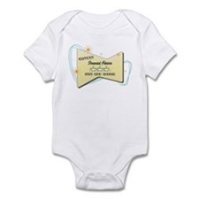 Instant Financial Advisor Infant Bodysuit