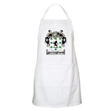 Gallagher Coat of Arms Chef's Apron