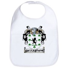 Gallagher Coat of Arms Bib