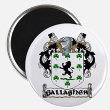 """Gallagher Coat of Arms 2.25"""" Magnet (10 pack)"""