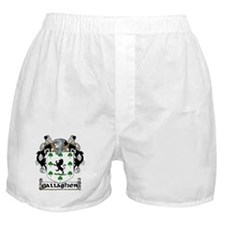 Gallagher Coat of Arms Boxer Shorts