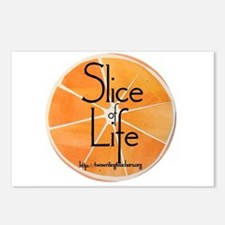 SOLSC Orange Slice Postcards (Package of 8)