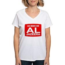 As seen on Al Jazeera Shirt
