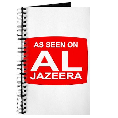 As seen on Al Jazeera Journal