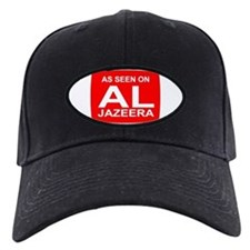 As seen on Al Jazeera Baseball Hat