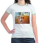 Room/Greater Swiss MD Jr. Ringer T-Shirt