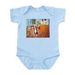 Room/Greater Swiss MD Infant Bodysuit