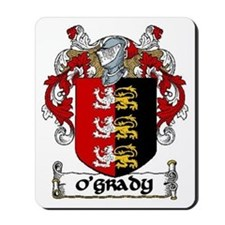 O'Grady Coat of Arms Mousepad