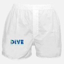 Dive St. Lucia Boxer Shorts