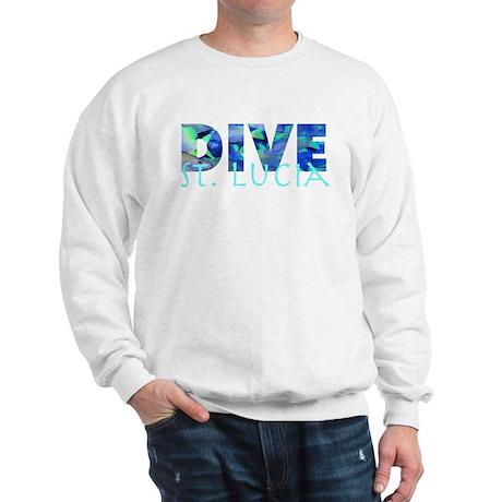 Dive St. Lucia Sweatshirt